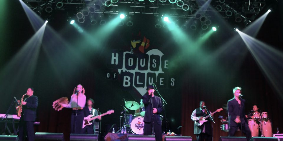 8 MVPs House of Blues 1